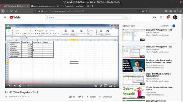 LibreOffice Tabellenkalkulation dick umranden?