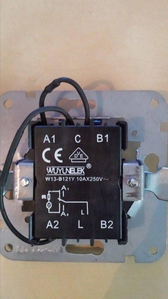 Großartig Doppel Lichtschalter Installieren Zeitgenössisch - Die ...