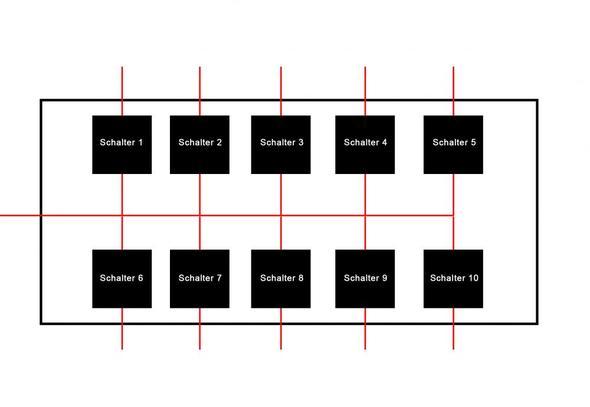 Schalter - (Elektronik, Elektrik, Licht)