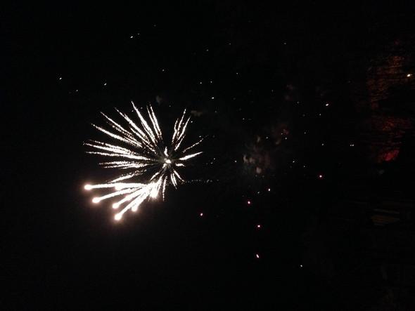 Mein Herz als Feuerwerk  - (Liebe, Liebe gestehen)