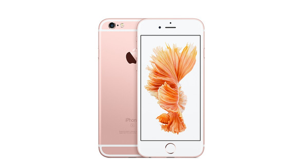 iPhone 6s - (Handy, iPhone, Smartphone)