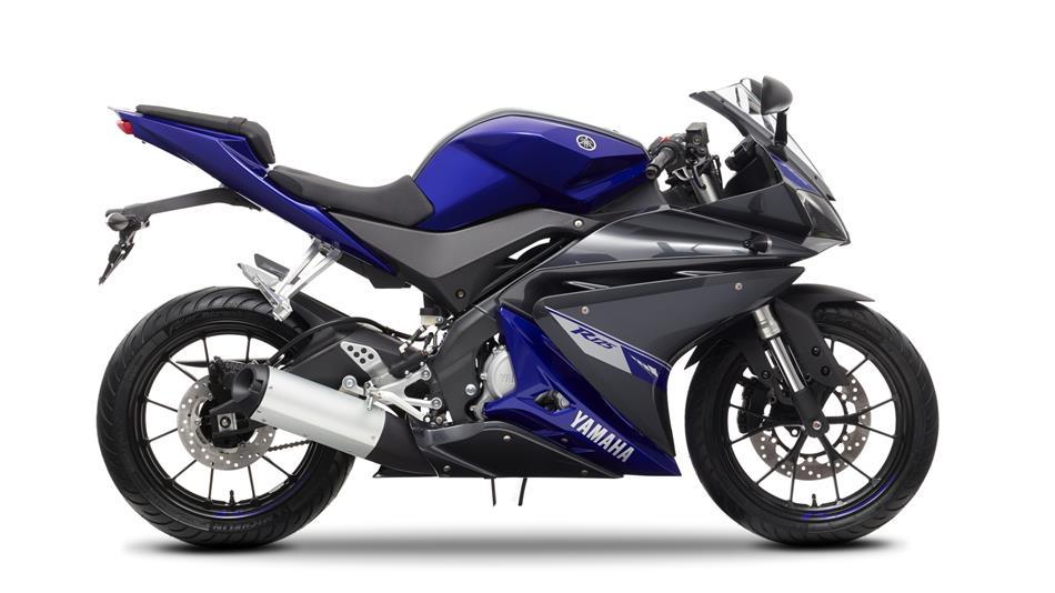 Yamaha Yzf Rs