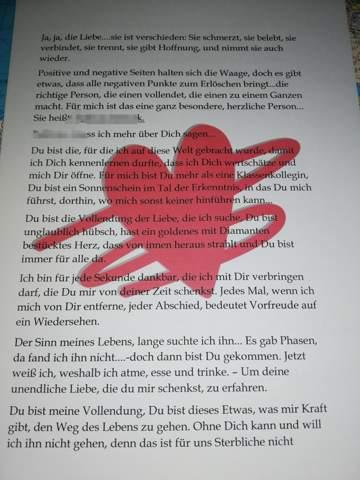 Liebesbriefe ihn schöne für Schöne Liebesbriefe