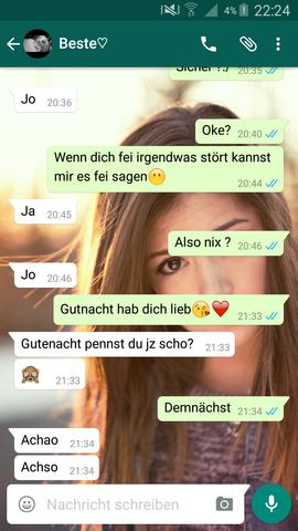 2bild - (Liebe, Freundin)