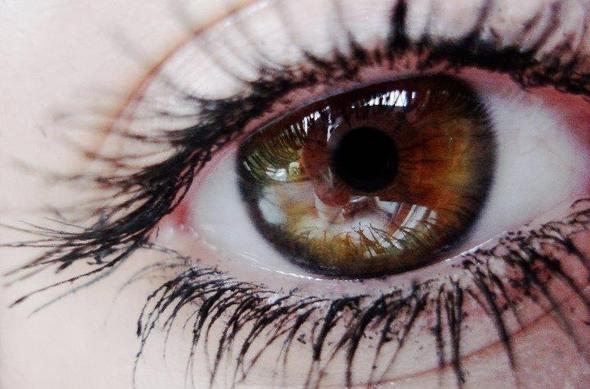 Mein Auge - (Augen, schminken, Liedschatten)