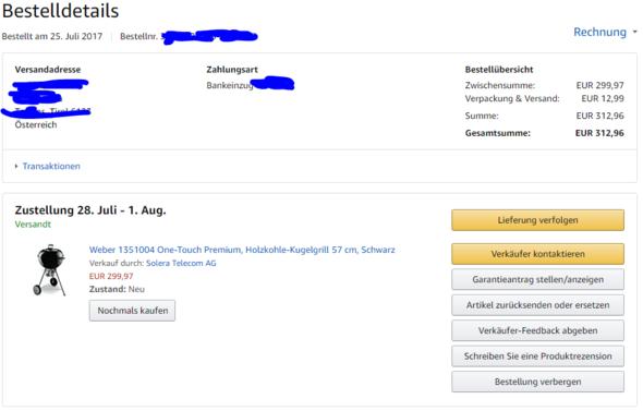 Amazon Funktioniert Nicht