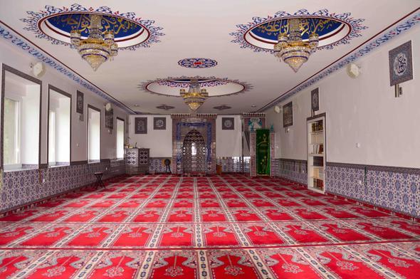 moschee - (Islam, Koran, Moschee)