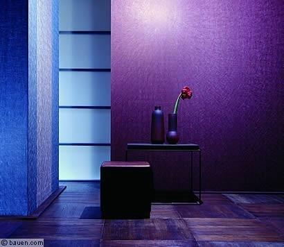 lila wandfarbe mischen haus streichen. Black Bedroom Furniture Sets. Home Design Ideas