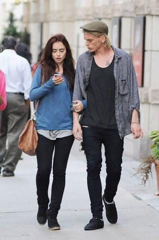 Das Outfit - (Style, Outfit, lily collins)