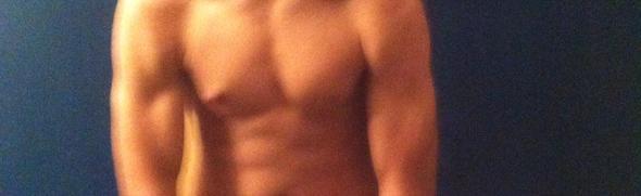 Hier  - (Gesundheit, Körper, Brust)
