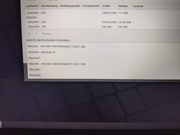 Linux Bootloader?