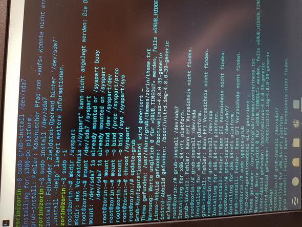 - (Computer, PC, Linux)