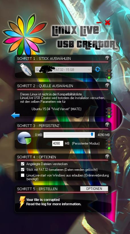 Live Betriebssystem Usb