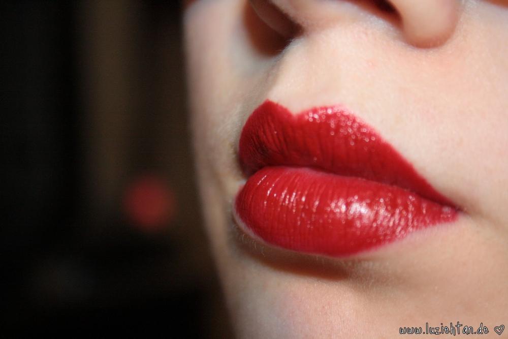 lippenstift ja nein farbe etc mit bildern schule beauty party