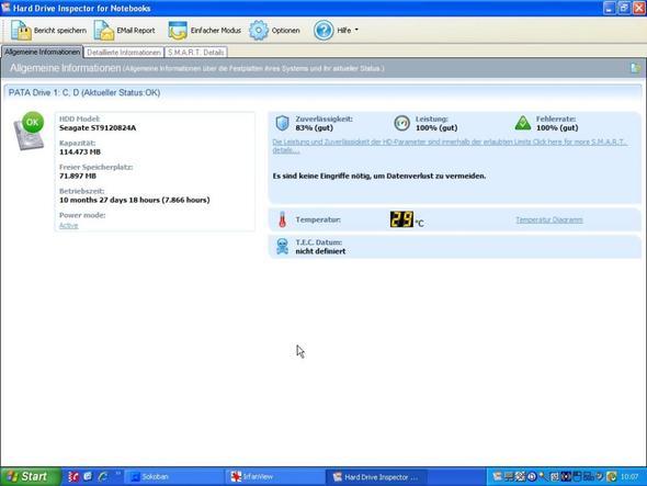 Festplatte - (Notebook, Festplatte, Smart)