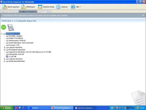 Festplatte 2 - (Notebook, Festplatte, Smart)