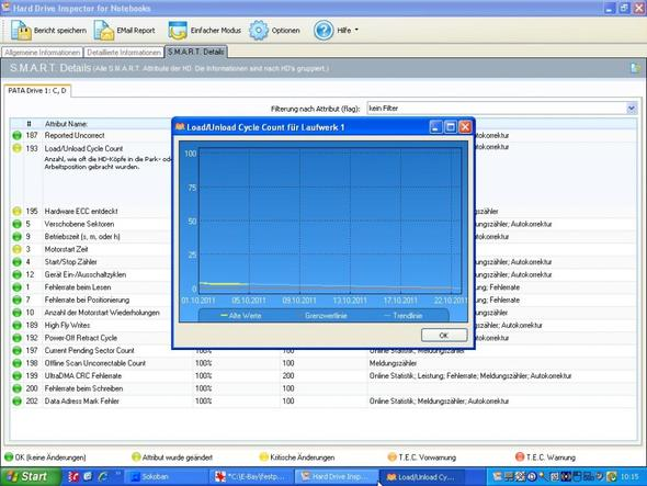 Festplatte 5 - (Notebook, Festplatte, Smart)