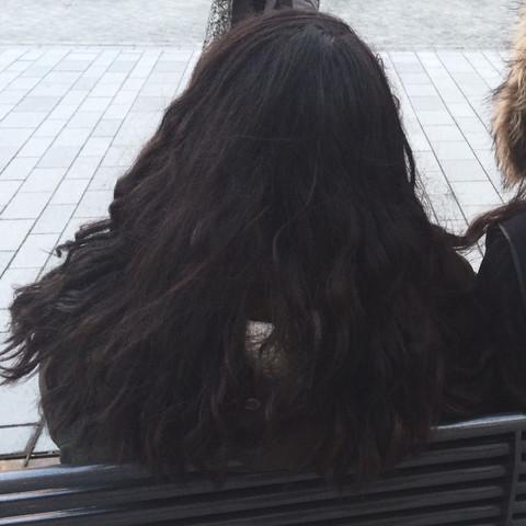 Das ist so meine Haarstrucktur 😊 - (Haare, Beauty, Kosmetik)