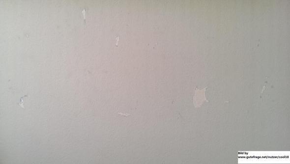 So Sieht Es Aus   (Farbe, Wand, Maler)