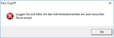 Fehlermeldung - (Windows 10, Command  Conquer)