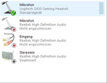 Der Nachweis zum Audio Problem - (Windows 7, Headset, Windows 10)