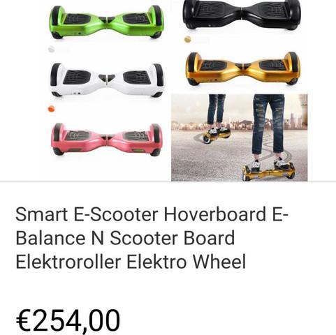 Das ist das hoverboard aus der website : ebay - (Technik, Skate, hoverboard)