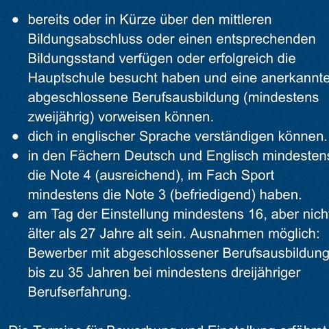 Lohnt Es Sich Mit Einer 4 In Deutsch Sich Bei Der Polizei Zu