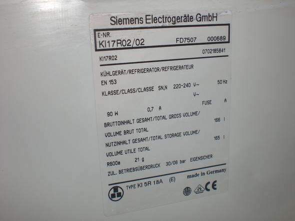 Siemens Kühlschrank Zu Kalt : Siemens kühlschrank viel zu kalt kühlschrank siemens ki fa