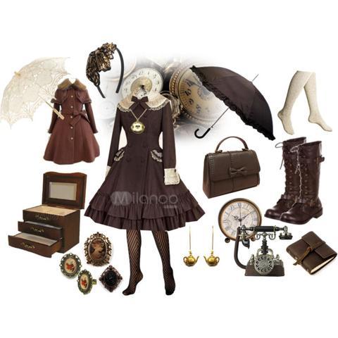 Classic Lolita(Steampunk Stil) - (Mode, Bilder, Kleidung)