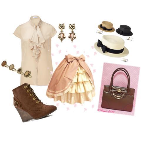 Classic Lolita - (Mode, Bilder, Kleidung)