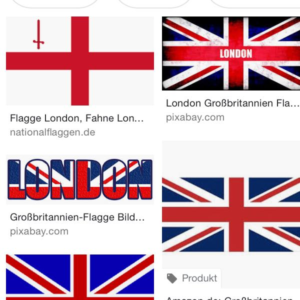 London Flagge Hilfeeeeee?