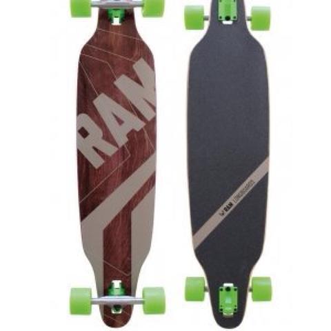 RAM Pinstripes - (RAM, longboard, Criusen )