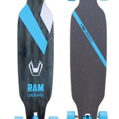 RAM Solitary - (RAM, longboard, Criusen )