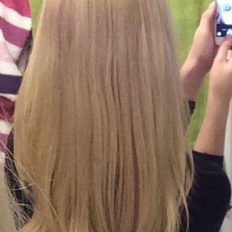 Meine jetzigen haare - (Haare, Beauty, Haarfarbe)