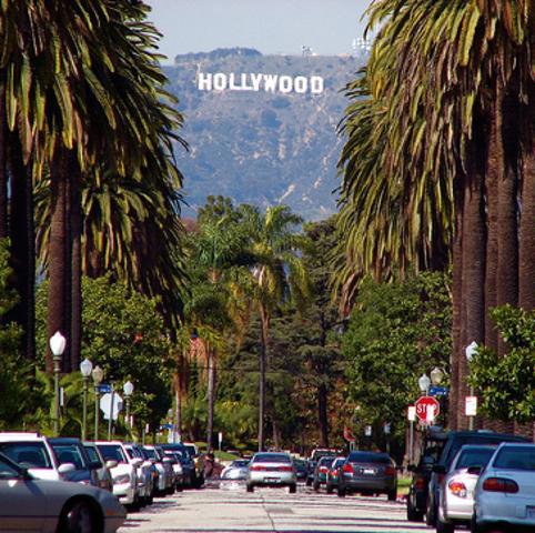 Los Angeles  - (Job, USA, Verdienst)