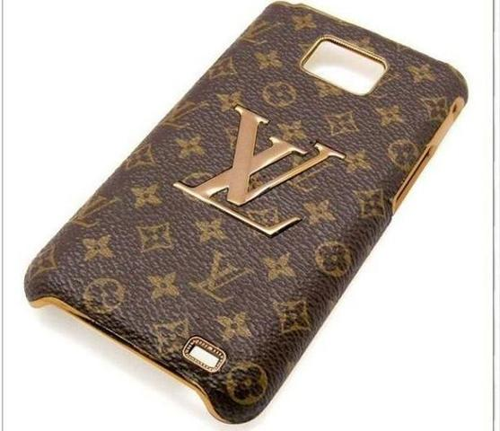 louis vuitton h lle f r samsung galaxy s2 handy case. Black Bedroom Furniture Sets. Home Design Ideas