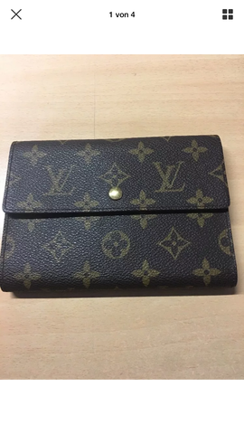 Portemonnaie  - (Kleidung, Klamotten, Louis Vuitton)