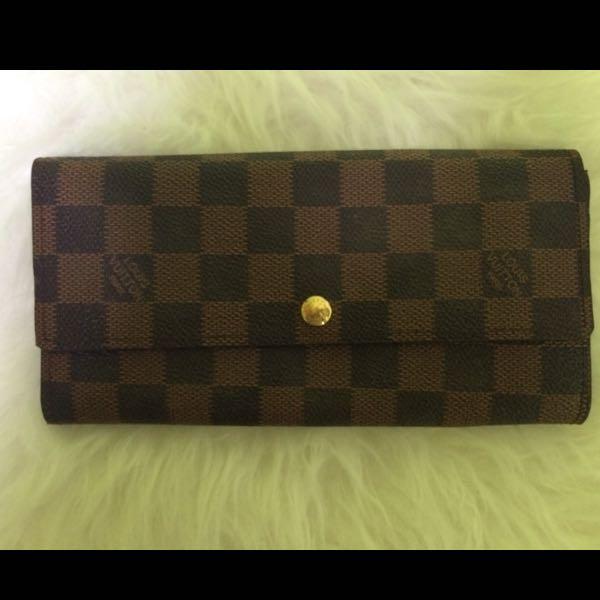Louis Vuitton Portemonnaie Fake