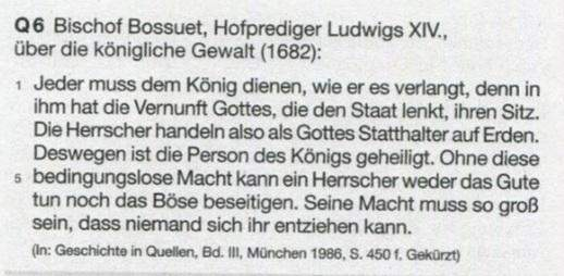 Ludwig XIV?