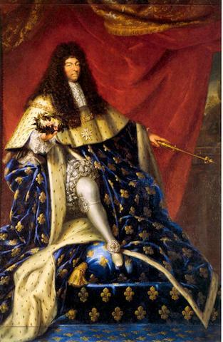 Ludwig XIV vor dem Parlament,1685 - (Geschichte, merkmale, Absolutismus)
