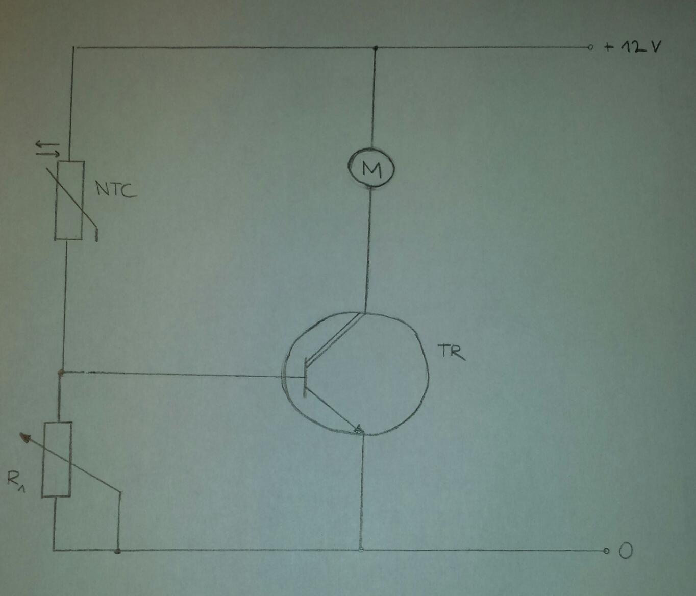 l fter schaltung mit temperatursensor ntc schule. Black Bedroom Furniture Sets. Home Design Ideas