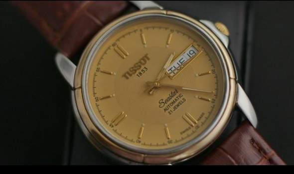 Lünette von Uhr Silber polieren?