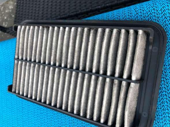 Luftfilter wechseln oder in Ordnung?