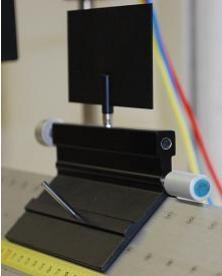 Gleiter - (Physik, Experiment, Stoßgesetze)