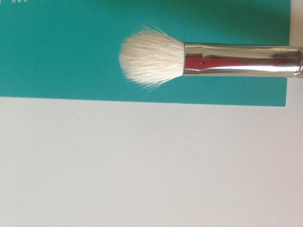 mac pinsel 217 nach dem waschen fransig beauty kosmetik schminken. Black Bedroom Furniture Sets. Home Design Ideas
