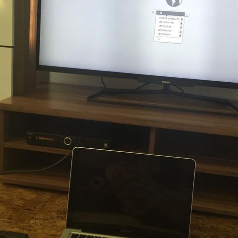 Zeigt mein WLAN nicht an  - (TV, Macbook, defekt)