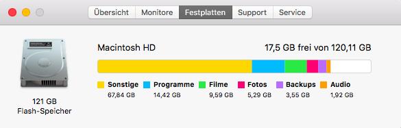 Speicher - (Apple, Macbook, Speicher)