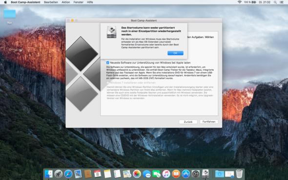 Boot Camp - (Apple, Windows, Macbook)