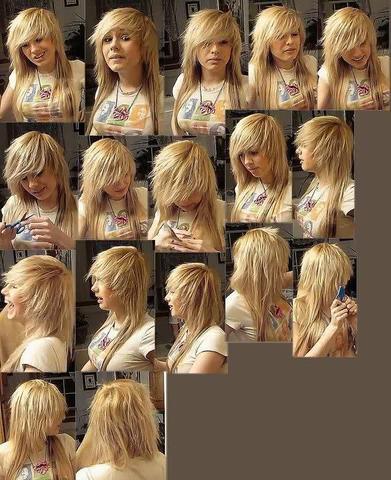 Emo Frisuren Mittellange Haare Moderne Frisuren