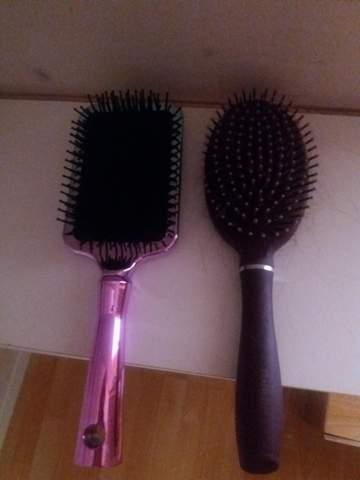 Macht einer dieser Haarbürste meine Haare kaputt?